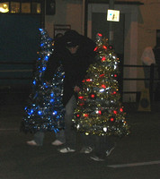 Christmas Trees - Lauren and Aiden Pearcy