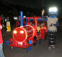 Magic Roundabout Train - Windsor and Dicks Family CC