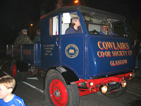 Cowlairs Sentinel (Sentinel S4 Steam Waggon) - Goold Family